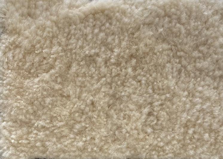 纖柔長毛系列-米色 1